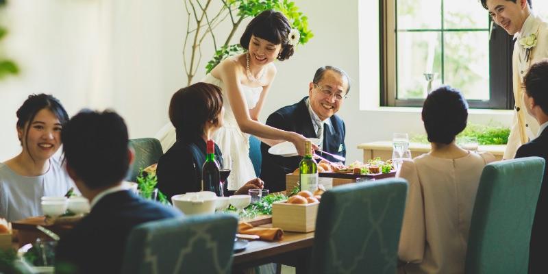 【ヴィクトリアグローブ】金沢の小さな森の結婚式場