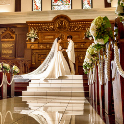 教会式イメージ